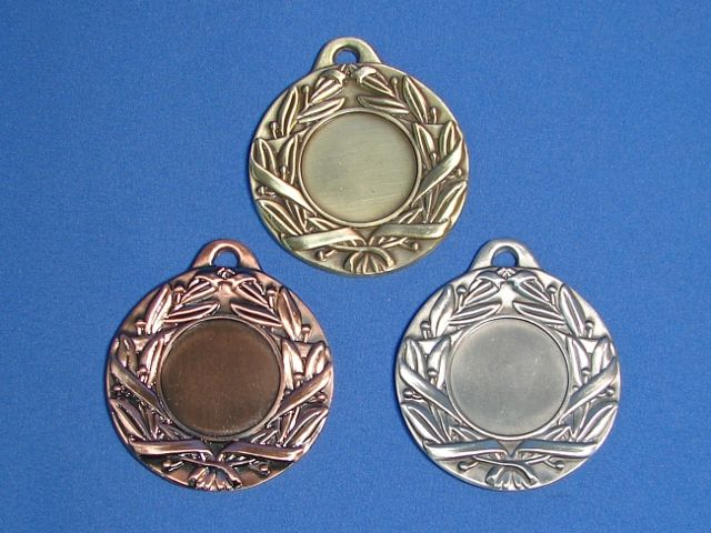 Trophy Specialist Medals